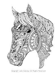 Idee Van Patricia Stijns Parfant Op Paarden In 2020 Mandala