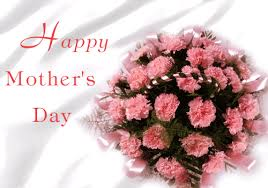 Pink Flowers For Mothers Day | Happy mothers day wishes, Mother ...