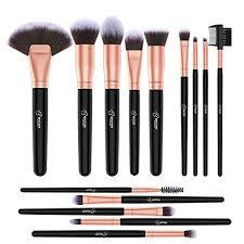 amazon bestope makeup brushes 14 piece