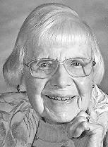 DOROTHY BURNS 1915 - 2017 - Obituary