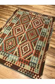 fine kilim area rug 5x7