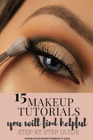 15 gorgeous tutorial on makeup that are