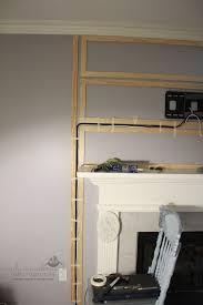 living room tv wall wall mounted tv