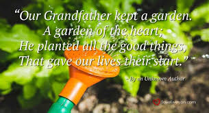 21 best funeral poems for grandpa