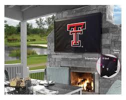 texas tech outdoor tv cover w red