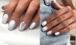 Bialy Manicure 18 Subtelnych I Pieknych Zdobien