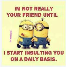 funny minion quote about friends minion quotes memes