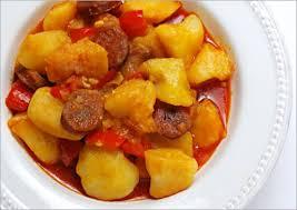 recetas de patatas a la riojana