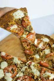 low carb pizza crust domino s style