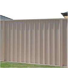 Panel Fencing Sheet Tl 5 Monoclad Bunnings Warehouse Fencing Gates Fence Building Hardware