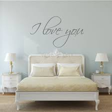 I Love You I Love You Sign I Love You Wall Decal Mirror Etsy