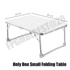 2020 5ft folding camping table