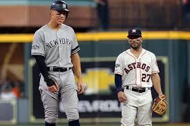 Yankees' Aaron Judge: Astros' 2017 WS ...