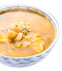 Caribbean Fish Soup (Fish Tea) - The ...