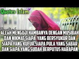 quotes islam kekinian kata caption keren