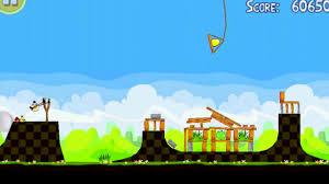 Angry Birds Seasons Level 1-10 Theme Easter Eggs Walkthrough 3 ...