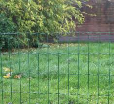 Heavy Duty Pvc Coated Wire Netting Fencing 10m X 0 6m Uk Garden Products