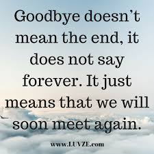 goodbye quotes and farewell sayings messages