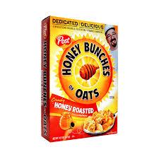 honey bunches of oats honey roasted