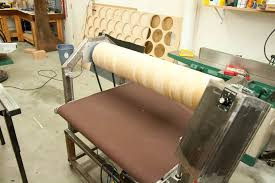 homemade 36 drum sander the wood