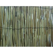 Eden 1 X 3m Euro Reed Screen Fencing Bunnings Warehouse