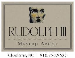 home rudolph lll makeup artist