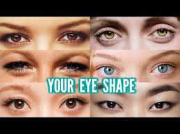eye makeup for 7 diffe eye shapes