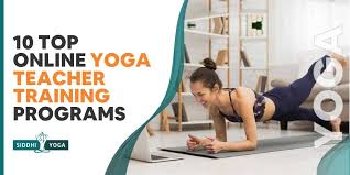10 top yoga teacher