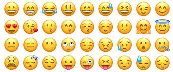 لماذا الرموز التعبيرية Emoji صفراء اللون شبكة ابو نواف