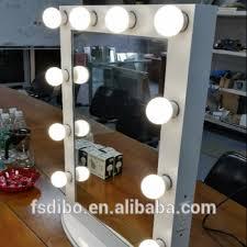 10 bulb lights aluminum vanity makeup