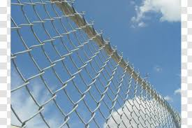 Fence Chain Link Fencing Steel Mesh Business Wire Transparent Png