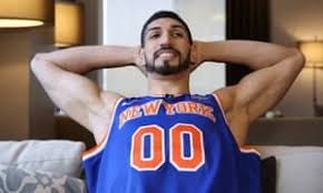 NBA backs decision by Knicks' Enes Kanter not to come to London ...