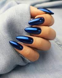 Pin By Sophie On Nails Paznokcie In 2020 Niebieskie Paznokcie