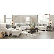 traemore linen sofa furniture ashley