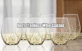 stemless wine glasses updated 2019