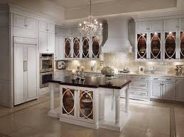 glass kitchen cabinets houzz home
