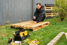 Easy Pallet Fence Ideas That Create Conversational Curb And Backyard Appeal