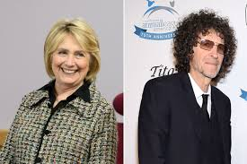 Hillary Clinton fawns over Howard Stern interview at lobbyist's holiday  party