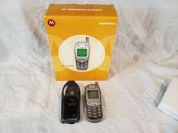Motorola Timeport 280 Silver Retro Cell ...
