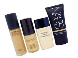my favorite foundations for spring and