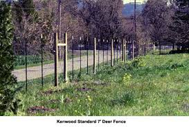 Deer Fence And Agricultural Fences Sonoma And Marin County The Fence Builders