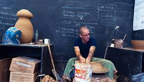 Interview with American Potter Adam Silverman – OEN