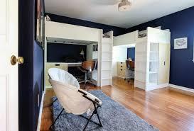 A Shared Modern Teen Boys Room
