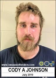 Cody Allan Johnson - Sex Offender in Iowa Falls, IA 50126 - IA18146