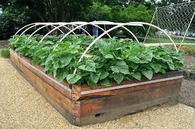 raised garden bed designs easy to build