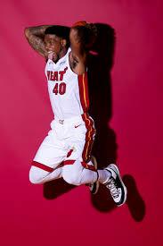 Udonis Haslem - Udonis Haslem Photos - Miami Heat Media Day - Zimbio