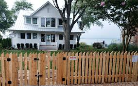 Wood Picket Fence Photos Arnold Baltimore Glen Burnie Columbia Md