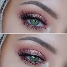 blue eyes enhancing makeup ideas