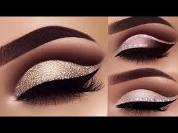neutral dramatic eye makeup tutorial