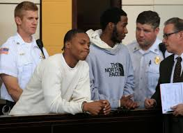 Men plead not guilty in fatal shooting in Mission Hill restaurant parking  lot - The Boston Globe